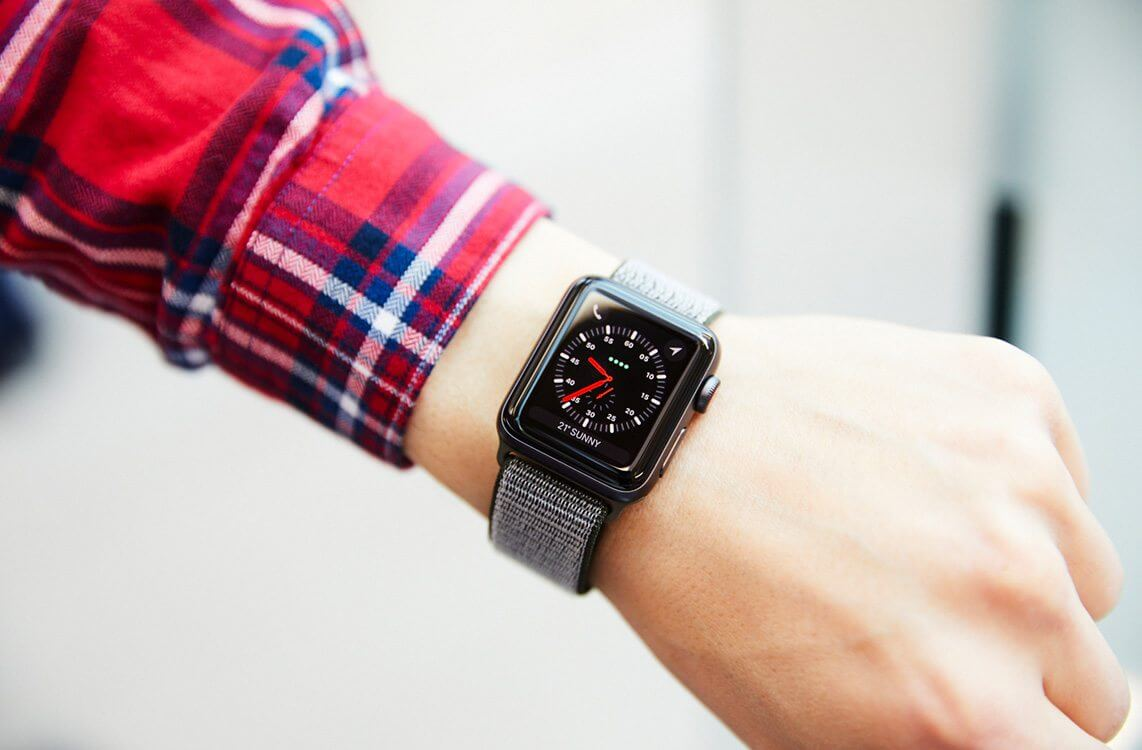 watchs3 launch georgestreet sydney closeup - REVIEW: Apple Watch Series 3, o wearable do momento