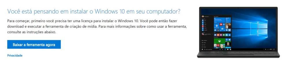 05 - Confira como fazer a instalação do Windows 10 a partir de um pendrive