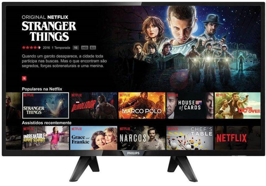 132127601SZ - Smart TV: confira os modelos mais buscados no ZOOM em fevereiro