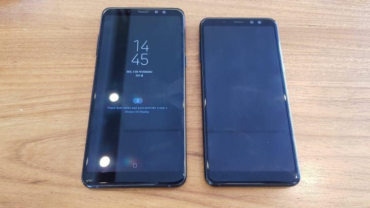 20180205 154507 720x405 - Samsung lança Galaxy A8 e A8+ no Brasil