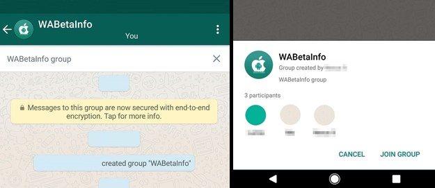 Grupos do WhatsApp para Android vão ganhar importante função em breve 5