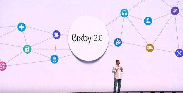 Bixby 2.0 615x312 - Bixby 2.0 poderá ser lançada junto com Galaxy Note 9 ainda esse ano