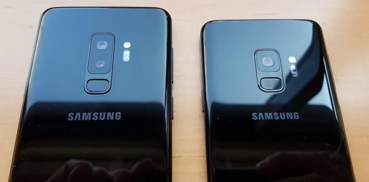 Galaxy S9 cameras S9 Plus 720x356 - Galaxy S9 e S9+ são apresentados na Mobile World Congress 2018