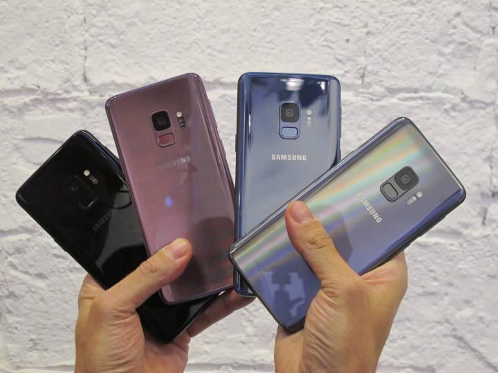 Galaxy S9 e S9+ são apresentados na Mobile World Congress 2018 10