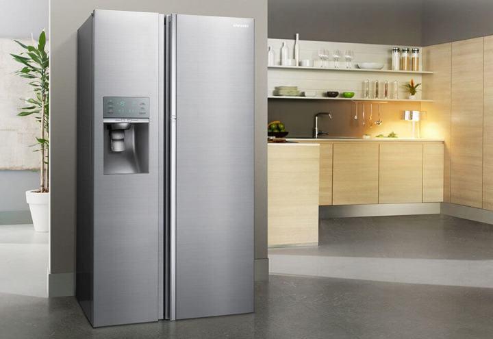 Samsung 2139821406 br feature food showcase rh77h90507h 51119133 720x495 - Novo refrigerador da Samsung facilita o acesso aos seus alimentos favoritos