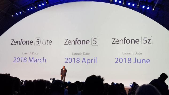 MWC 2018: Asus lança novos Zenfone 5 e Zenfone 5 Lite 8