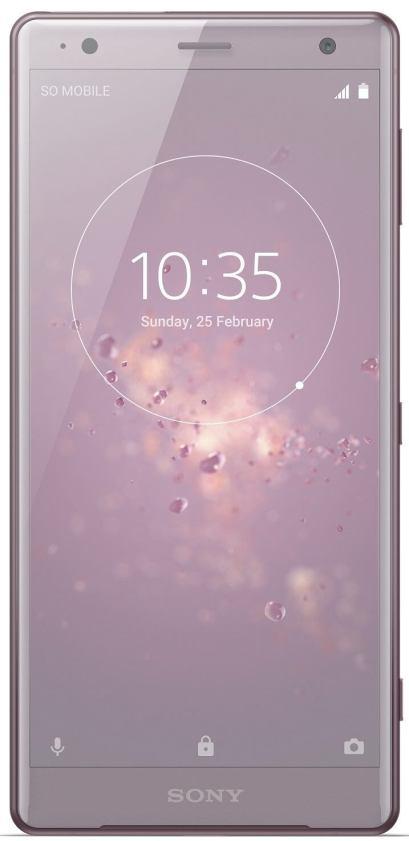 Xperia XZ2 Rosa tela e1519616226710 - MWC 2018: Sony anuncia Xperia XZ2 e XZ2 Compact