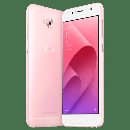 ZenFoneSelfie RoseGold 02 preview - ASUS anuncia câmera 360 e nova versão do Zenfone Selfie e Zenfone 4