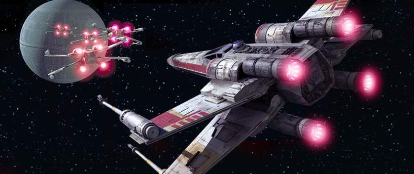 battle of yavin - Entenda o que é a linha de tempo canônica de Star Wars
