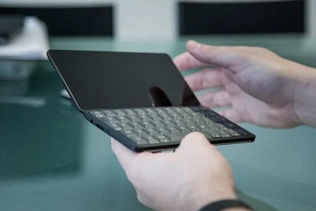 gemini pda - Projeto de Smartphone-PC faz sucesso no IndieGogo