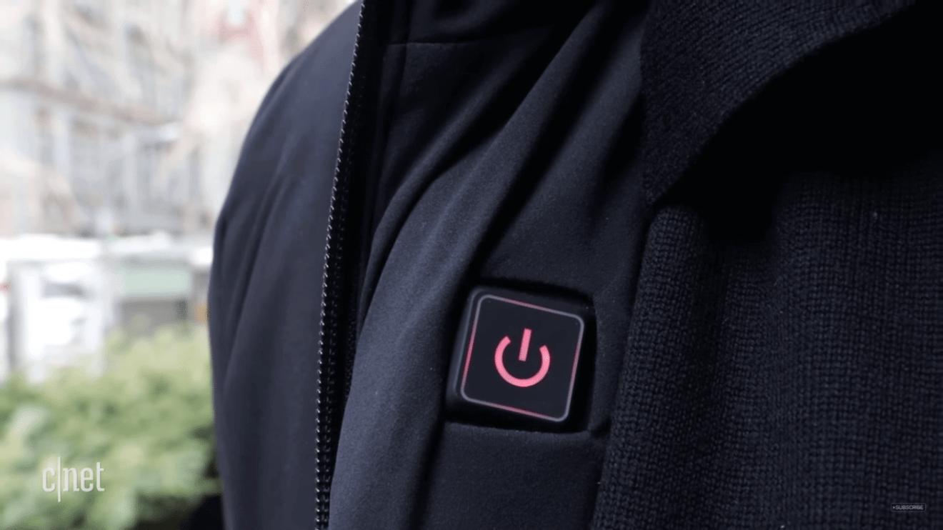 Aqui tá quente, aqui tá frio: a jaqueta que ajusta sua temperatura 7