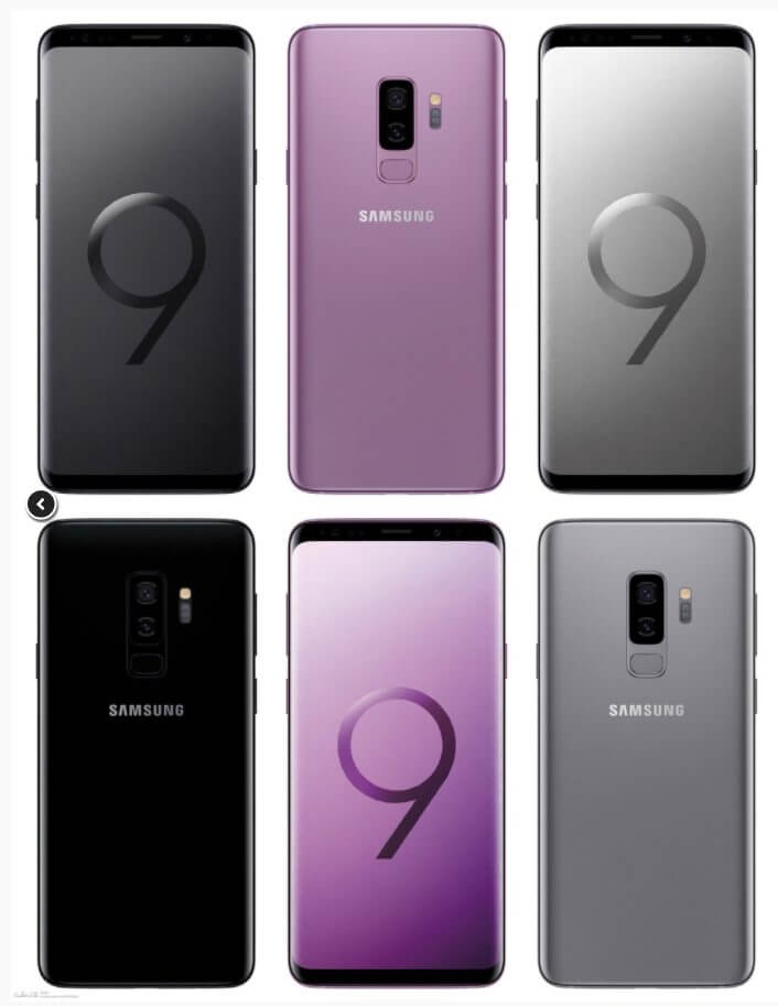 Saiba tudo sobre os Galaxy S9 e S9+, os novos top de linha da Samsung 10
