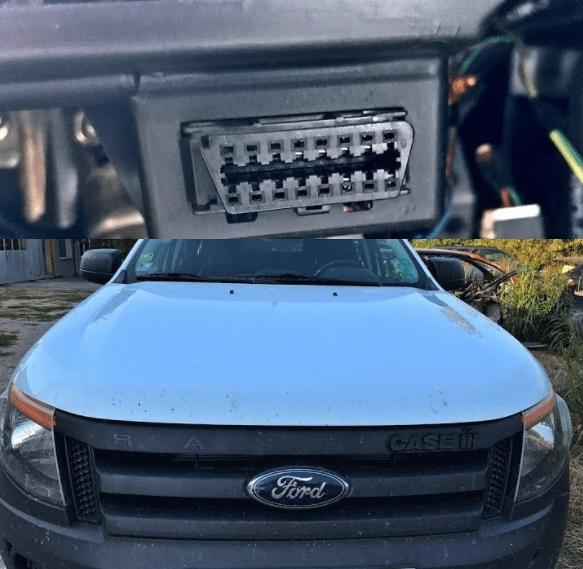 2018 03 12 20 50 39 ford ranger obd2 location Pesquisa Google - Review: Engie - Deixe seu Carro mais Inteligente e Conectado