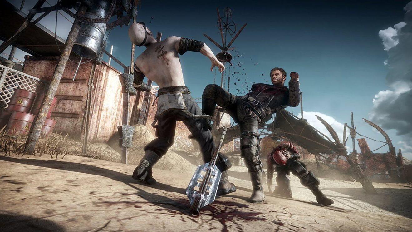 PS Plus de abril terá Mad Max e muito mais 5