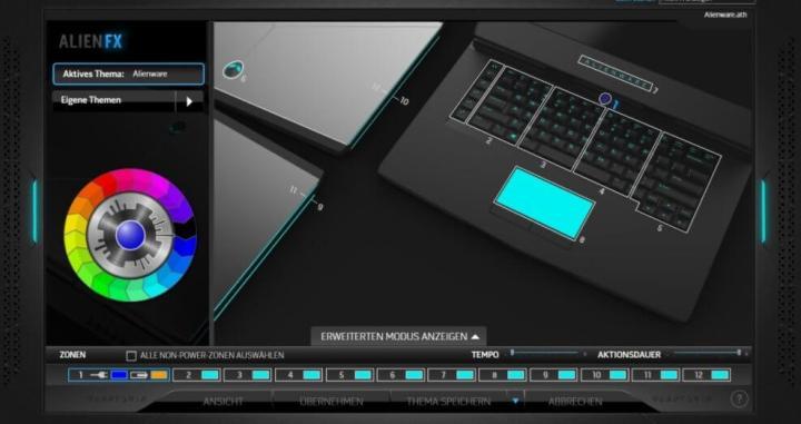 Alienware 15 R3 08 720x381 - Review: Alienware 15 R3, o notebook gamer dos sonhos
