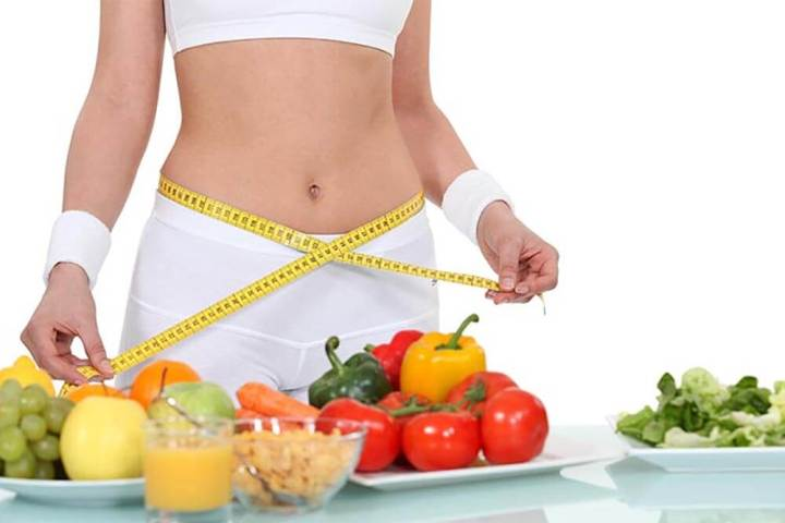 Alimentos dieta 720x480 - Dietas: como a perda de peso influencia o seu cérebro
