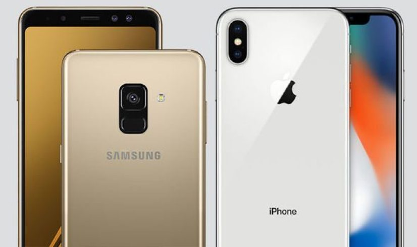 Samsung Galaxy S9 iPhone X 896975 - Comparativo: Samsung Galaxy S9+ vs Apple iPhone X