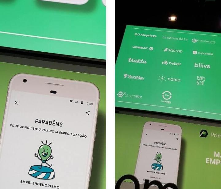Google Campus e Startups dão aulas de empreendedorismo por app 9
