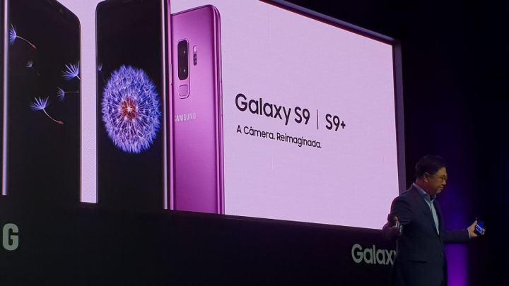 WhatsApp Image 2018 03 27 at 11.07.52 720x405 - Galaxy S9 e S9+ são lançados oficialmente no Brasil