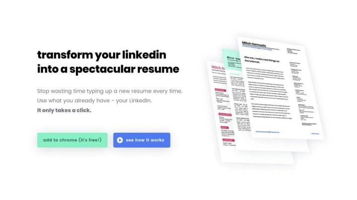 Saiba como criar um currículo profissional a partir do seu perfil no Linkedin 9