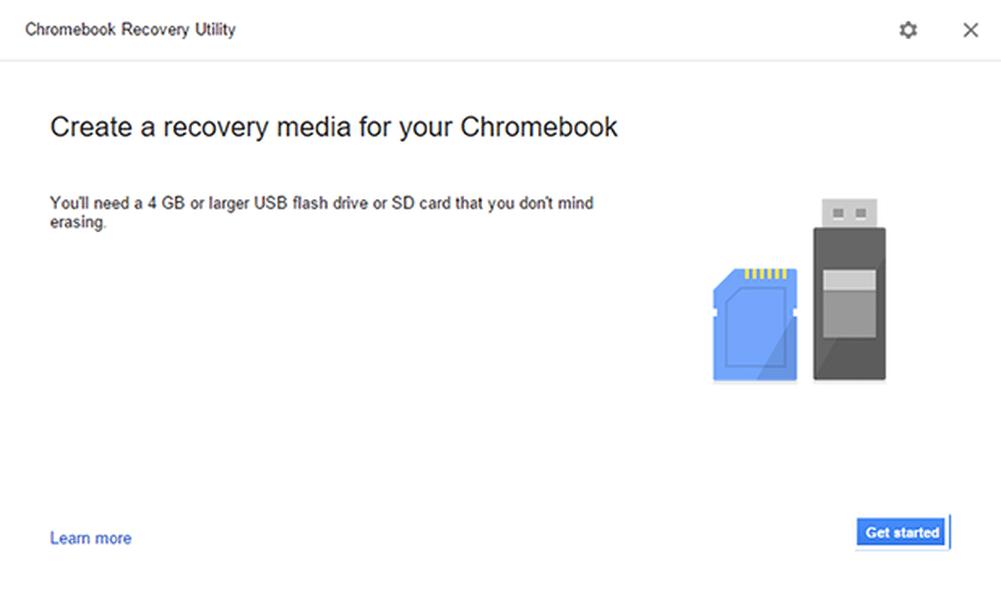 chromebook recovery utility 1 - Como transformar seu notebook velho em um Chromebook de graça