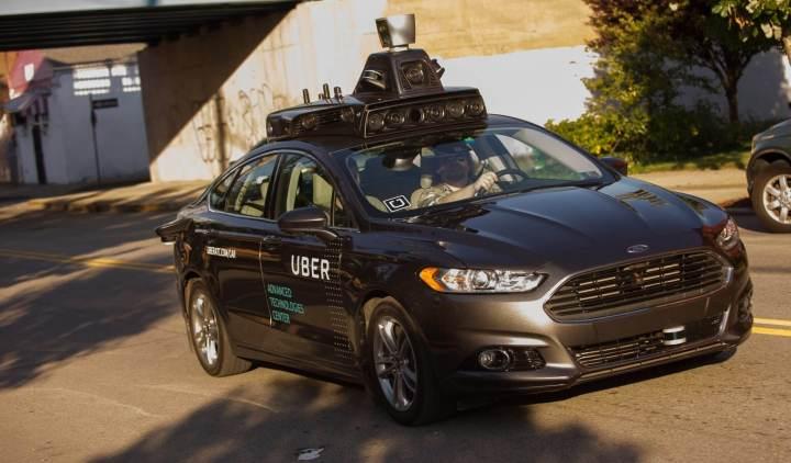gettyimages 609845726 720x422 - Carro autônomo da Uber se envolve em acidente com vítima fatal