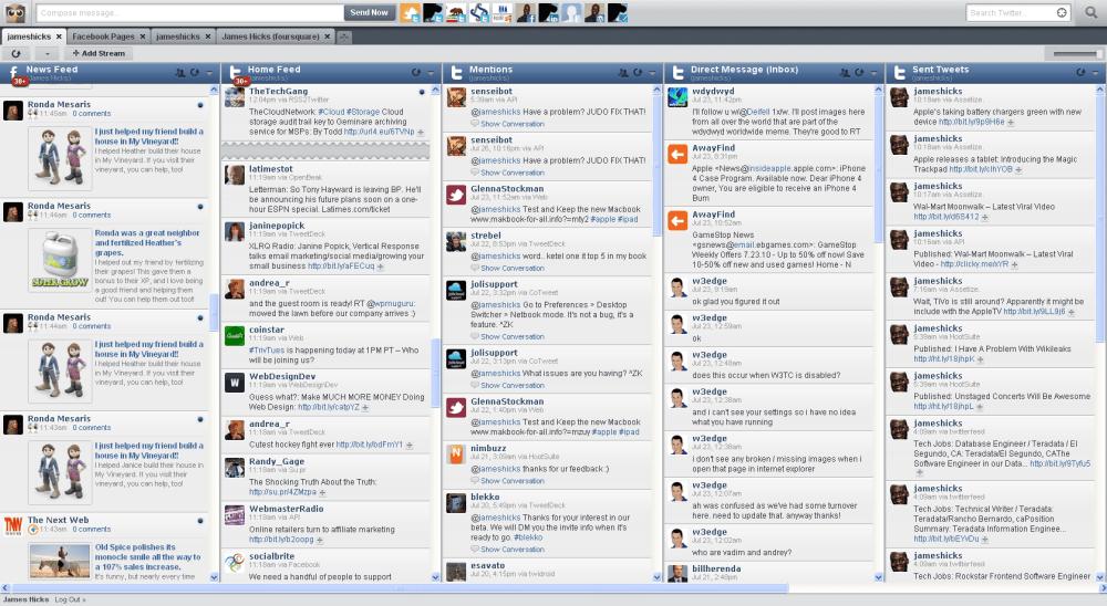 hootsuite - Confira algumas ferramentas grátis para monitorar suas redes sociais