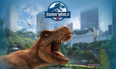 jurassic world alive 1088899 1280x0 - Pokémon Go dos dinossauros: Jurassic Park ganhará jogo em realidade aumentada