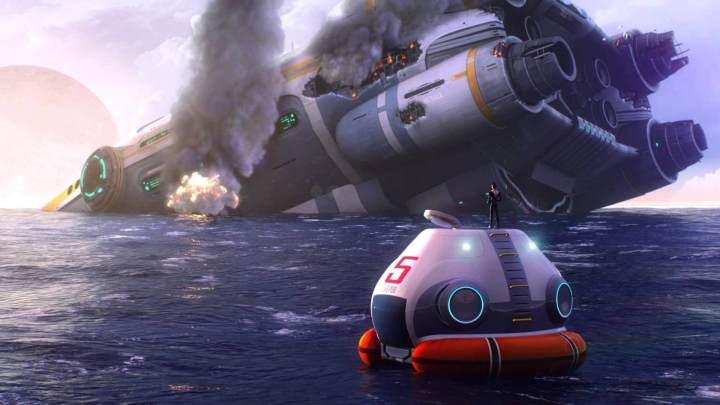 maxresdefault 1 2 720x405 - Review: Subnautica (PC) tem sobrevivência e sandbox submarinos