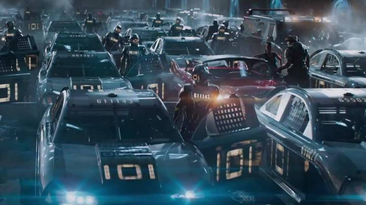 readyplayerone2 720x405 - Crítica: Jogador Nº 1: Spielberg une com maestria nostalgia e tecnologia