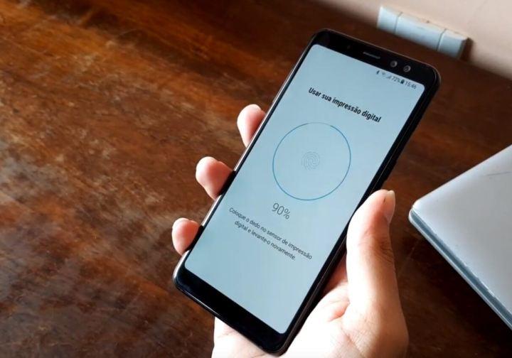 screenshot 20180329 201054 720x504 - Review Samsung Galaxy A8 - O primeiro intermediário com tela infinita