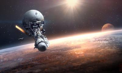 the scifi art of maxim 8 - Confira 10 previsões da ficção científica que viraram realidade