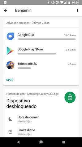 Google lança Family Link, app que controla o acesso de crianças em contas mobile 10
