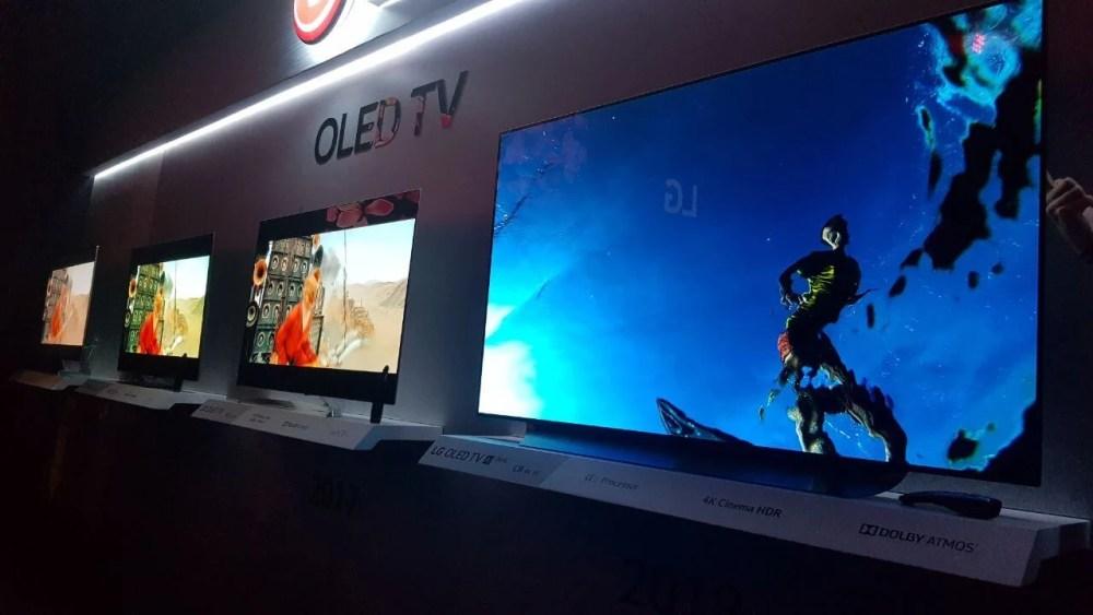 07 - TV Papel de Parede e novas OLEDs da LG chegam ao Brasil