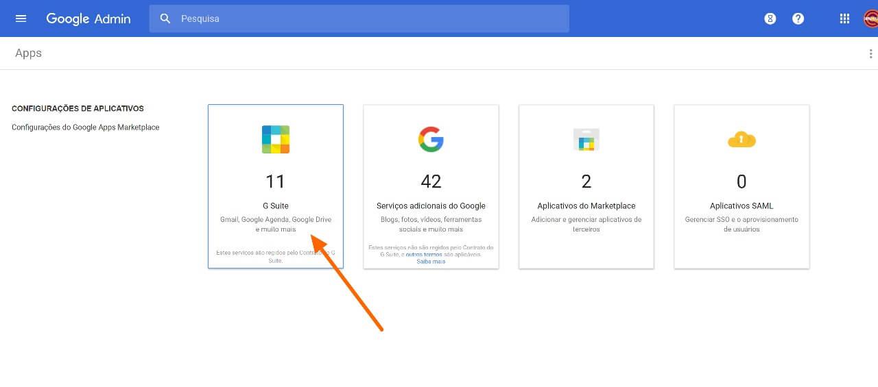 Como ativar o novo visual do Gmail corporativo (G Suite) 10