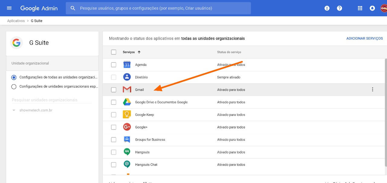 Como ativar o novo visual do Gmail corporativo (G Suite) 9