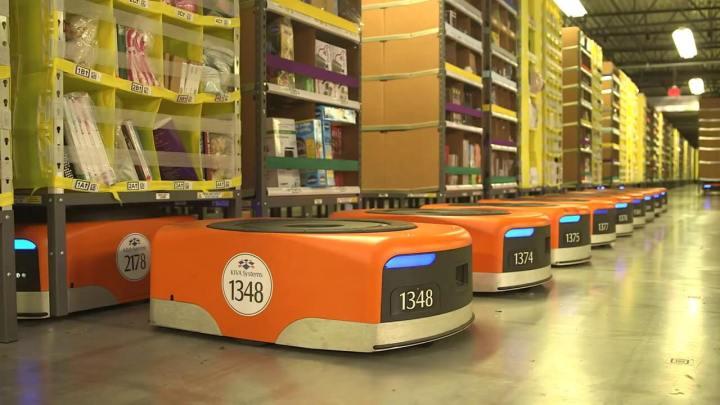 Amazon tem um plano secreto para construir robôs domésticos? 10