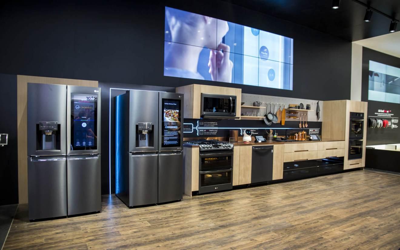 D14A6108 RESIZED 2 - Eletrodomésticos da LG agora suportam Amazon Alexa e Google Assistente