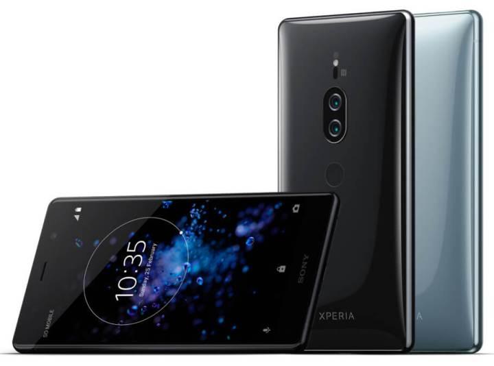 Sony lança Xperia XZ2 Premium com tela 4K e câmera dupla 7