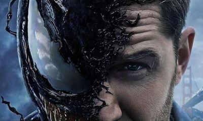 Venom Filme - Filme do Venom recebe novo trailer com visual do personagem