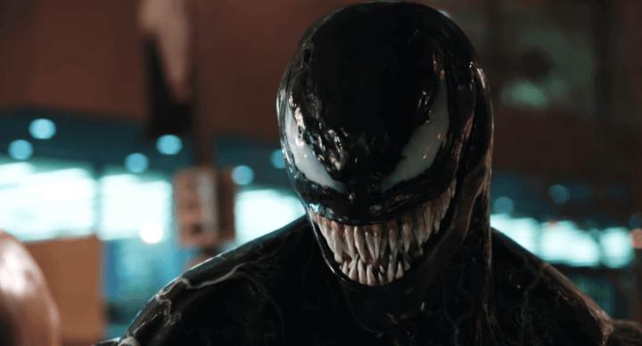 Filme do Venom recebe novo trailer com visual do personagem 7
