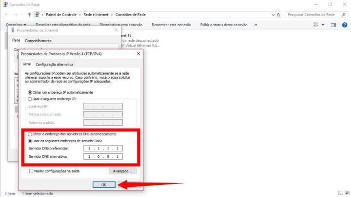 Acelere sua internet com o novo servidor DNS gratuito da CloudFlare 15