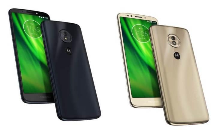 Moto G6 Play, Moto G6 e Moto G6 Plus são anunciados oficialmente 7