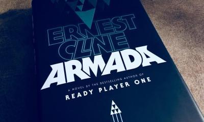 armadacover - Universal fará filme de Armada, livro do mesmo autor de Jogador Nº1