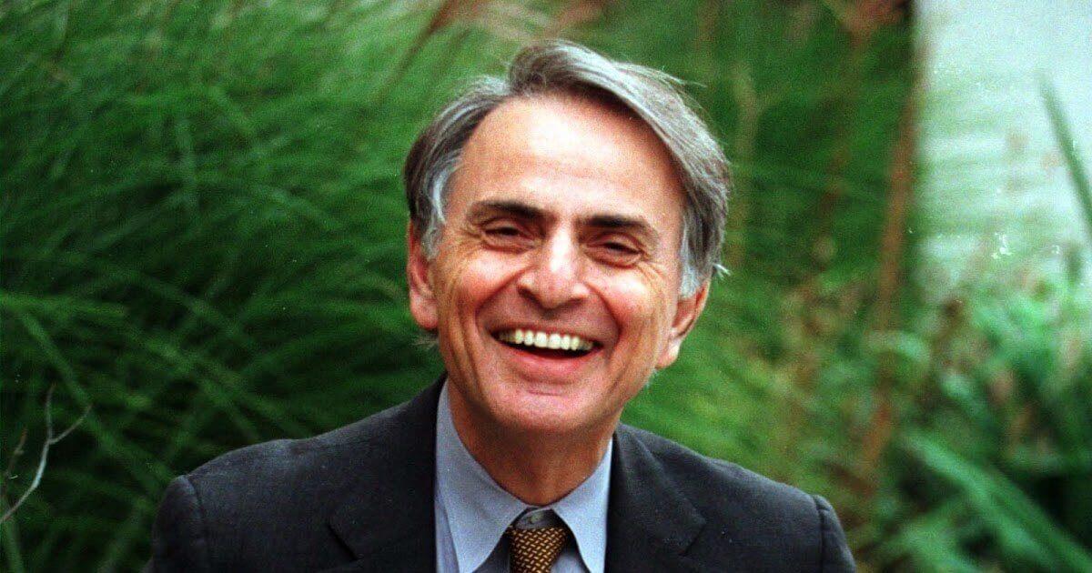 Uma entrevista inesquecível com o brilhante astrofísico Carl Sagan 7