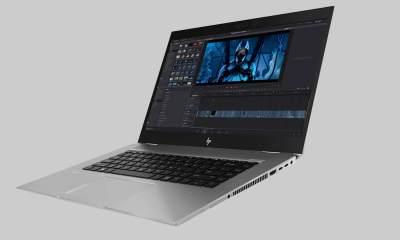 hp4 - HP apresenta ZBook Studio x360 G5, o 2 em 1 mais potente do mercado