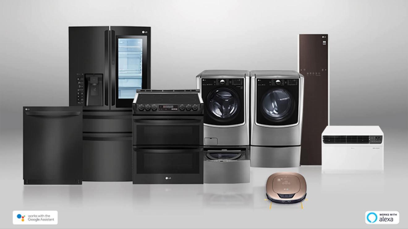 lg alexa assistant - Eletrodomésticos da LG agora suportam Amazon Alexa e Google Assistente