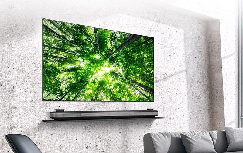 TV Papel de Parede e novas OLEDs da LG chegam ao Brasil 9