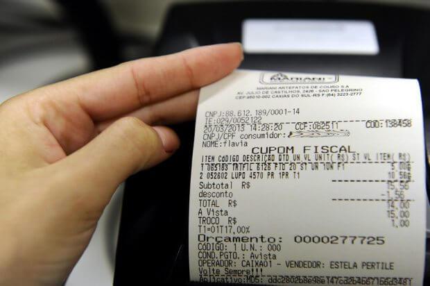 nota - Crédito da Nota Fiscal Paulista já pode ser resgatado