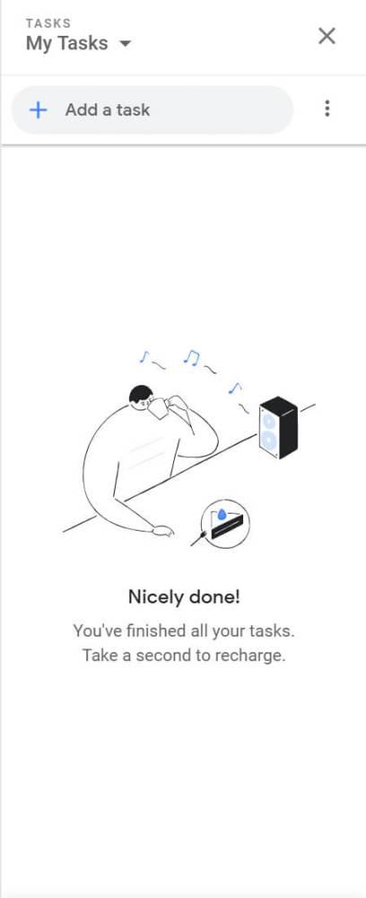 Vazam imagens do novo Gmail 9